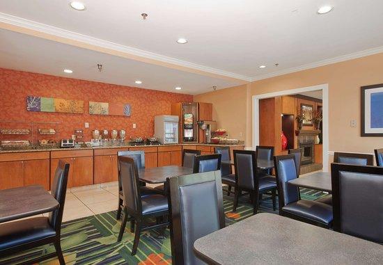 Sulphur, Луизиана: Dining Area