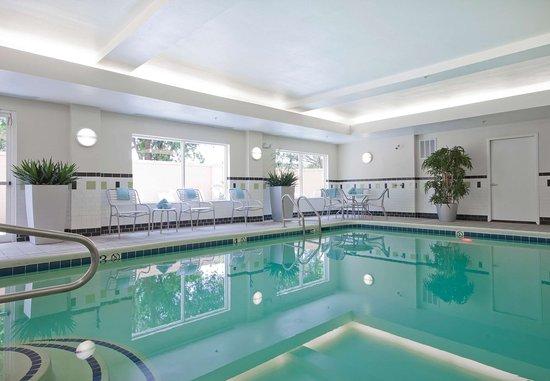 Houma, Λουιζιάνα: Indoor Pool