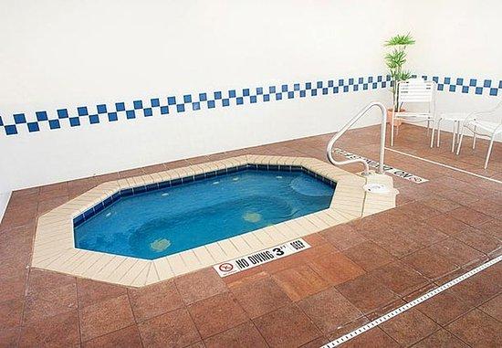 Mesquite, تكساس: Indoor Spa