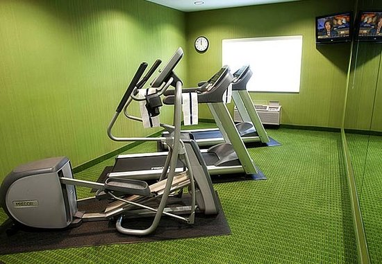 Mesquite, TX: Fitness Center
