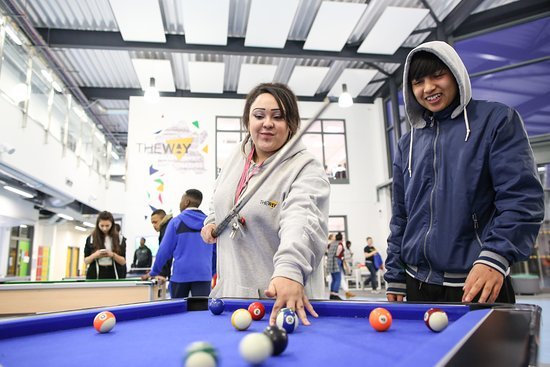 The Way Wolverhampton Youth Zone