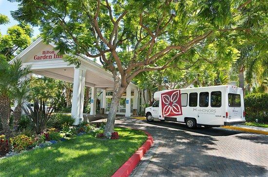 El Segundo, كاليفورنيا: Hotel Shuttle