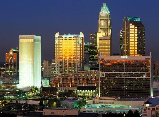 Pineville, NC: Skyline Charlotte