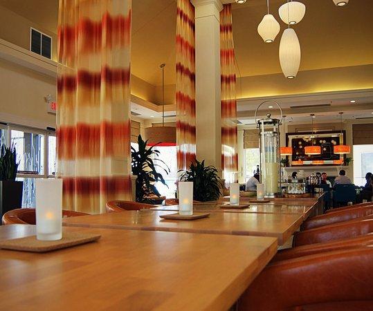 Pineville, NC: Breakfast table