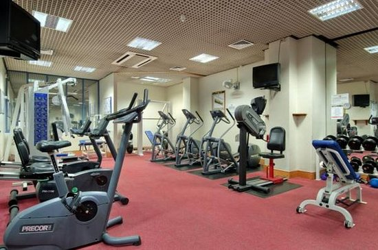 DoubleTree by Hilton Coventry: Health Club (OpenTravel Alliance - Health club)