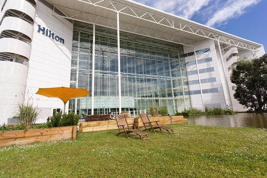 هيلتون لندن هيثرو إيربورت هوتل: Hilton London Heathrow