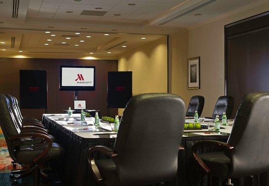 Greenbelt, Μέριλαντ: Boardroom – U-Shape Setup
