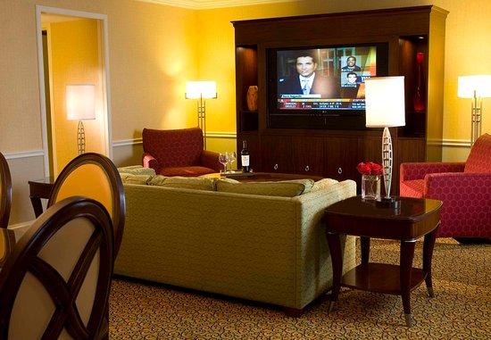 Greenbelt, Maryland: Hospitality Suite Sitting Area