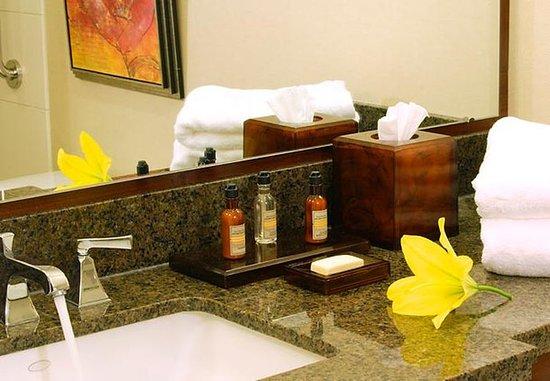 Elmhurst Oriental, Nova York: Suite Bathroom