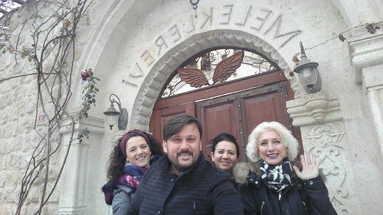 Meleklerevi Cave Hotel: 20161201_121243_large.jpg