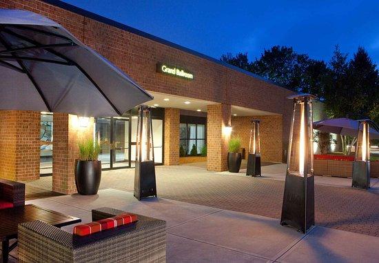 Burlington, MA: Grand Ballroom Entrance