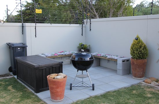 Gordon's Bay, South Africa: BBQ Area