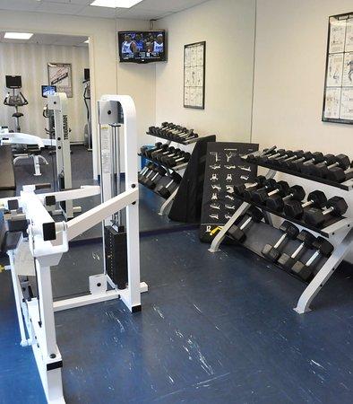 Fullerton, Californie : Weight Room