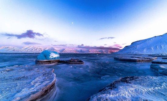 Longyearbyen, Noruega: Foto Reise in die Arktis
