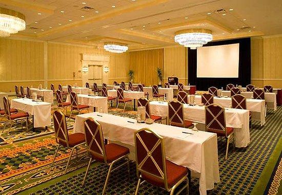 Palm Beach Gardens, FL: Ballroom - Training Setup