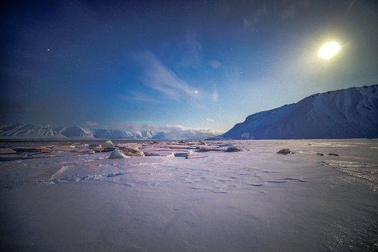 Longyearbyen, Noruega: Foto Reise Spitzbergen