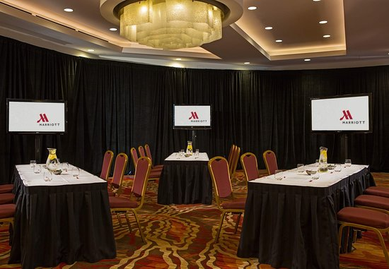 Gaithersburg, MD: Meeting Room – Breakout Setup