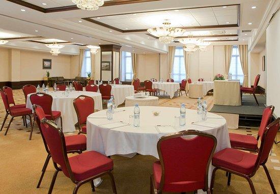 Moscow Marriott Grand Hotel: Mini Ballroom One
