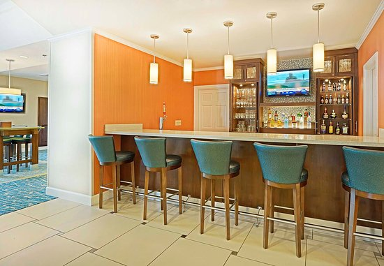 Residence Inn Wilmington Landfall: Lobby Bar