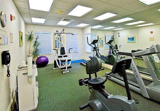 Residence Inn Wilmington Landfall: Fitness Room