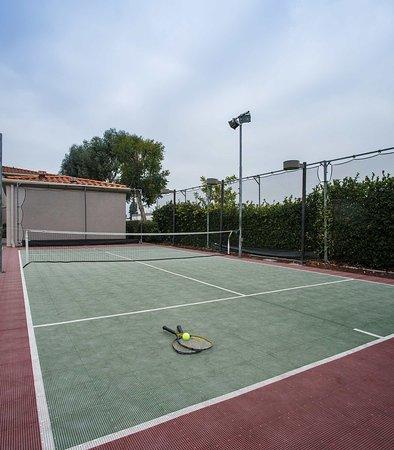 La Mirada, Californien: Sport Court