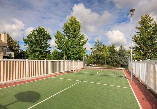 Lynnwood, واشنطن: Sport Court