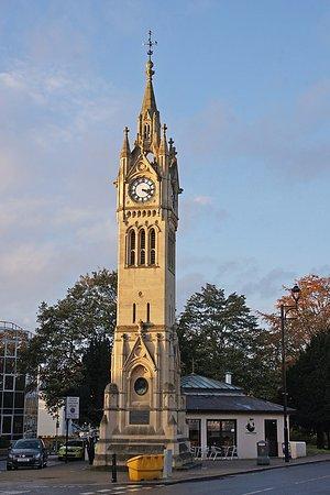 Surbiton, UK: La torre