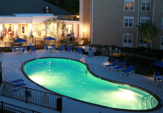 Chapel Hill, Carolina del Norte: Outdoor Pool