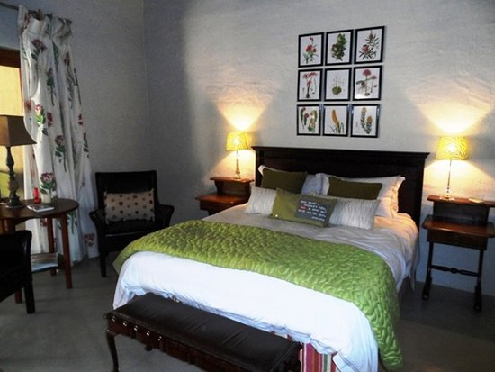 Shikwari Game Reserve: Wild Fig Family Suite