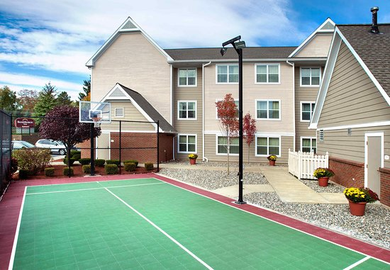 East Greenbush, NY: Sport Court
