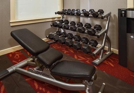 Silver Spring, MD: Fitness Center - Free Weights