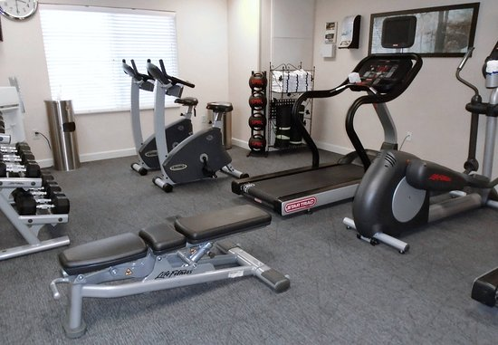 Tysons Corner, VA: Fitness Center