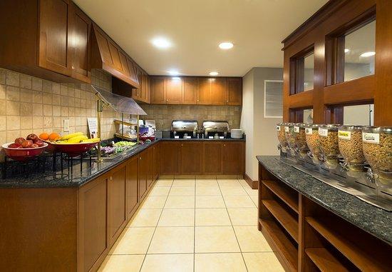 Stanhope, Nueva Jersey: Breakfast Buffet