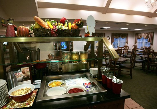 Westford, Μασαχουσέτη: Breakfast Buffet