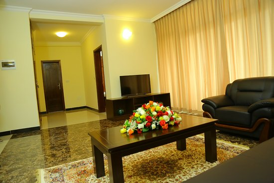 Living Room - Picture of Sersa Furnished Apartments, Addis Ababa ...
