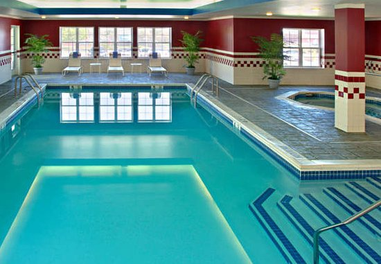 Hauppauge, Estado de Nueva York: Indoor Pool