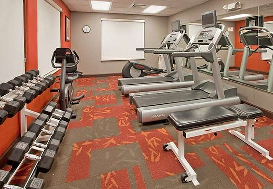 Plantation, فلوريدا: Fitness Center