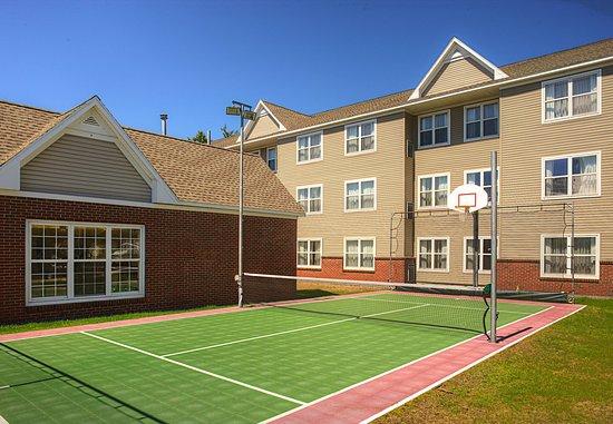 Scarborough, ME: Sports Court