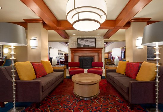Residence Inn Charleston Airport: Lobby