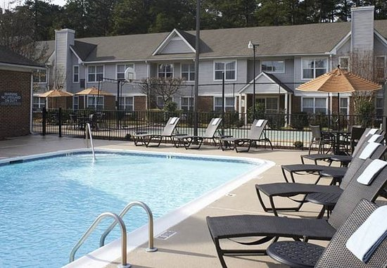 Southern Pines, Caroline du Nord : Outdoor Pool