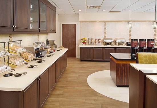 White Plains, Nova York: Breakfast Buffet