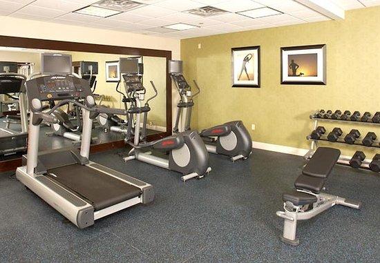 White Plains, Nova York: Fitness Center