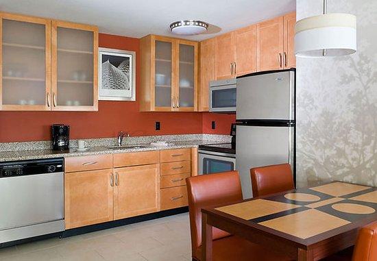 The Woodlands, TX: Suite Kitchen