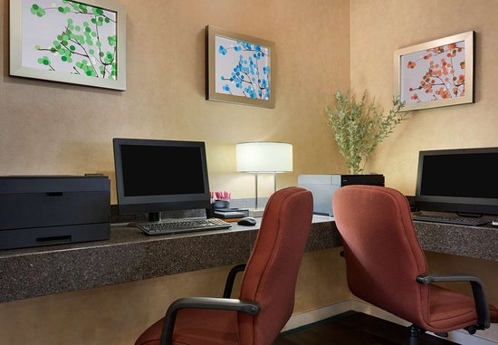 The Woodlands, TX: Business Center