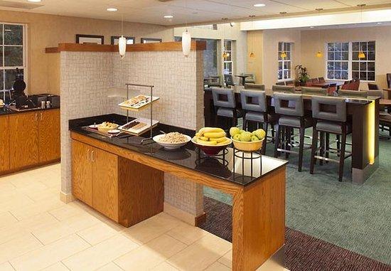 Residence Inn Asheville Biltmore: Breakfast Buffet