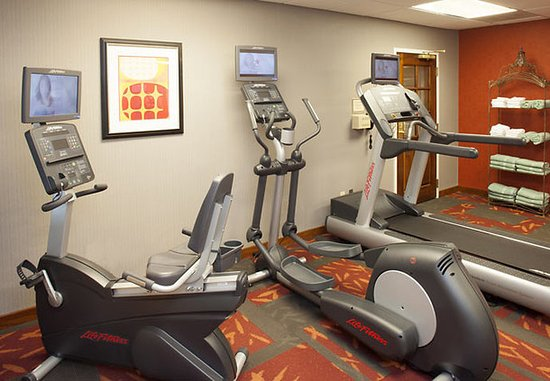 Residence Inn Asheville Biltmore: Fitness Center