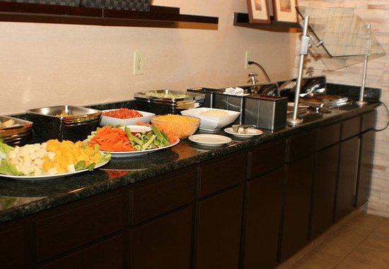 Rosemont, إلينوي: Social Hour Buffet