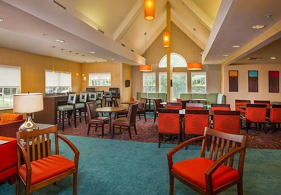 Ellicott City, Μέριλαντ: Gatehouse Seating Area