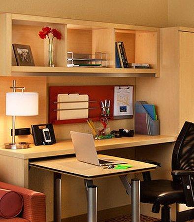 Milpitas, Kalifornien: Home Office Suite