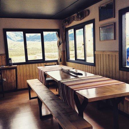 Nash Patagonia Lodge